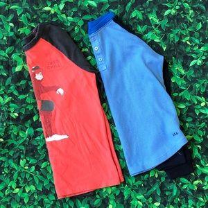 2 Gap Kids shirts 7-8 | Medium | long sleeve | boy
